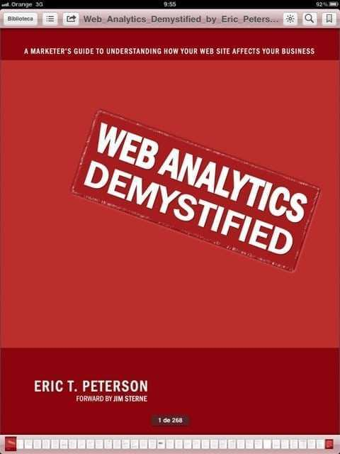 Treient ferro a l'analítica web