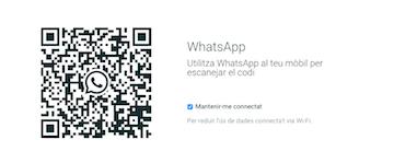 Tutorial rápido para tener whatsapp en el ordenador