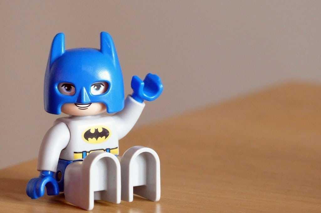 Sembla ser que Batman no utilitza WordPress