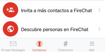 Firechat: què és i com funciona 5