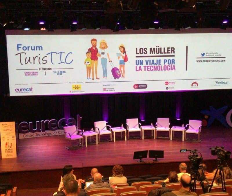 Tendencias innovadoras en el Forum TurísTIC