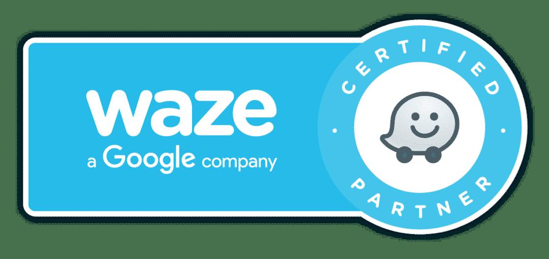 Estem certificats fer publicitat digital a Waze