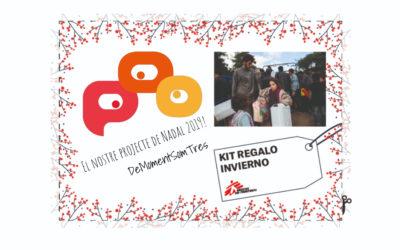 Feliz Navidad con Médicos Sin Fronteras