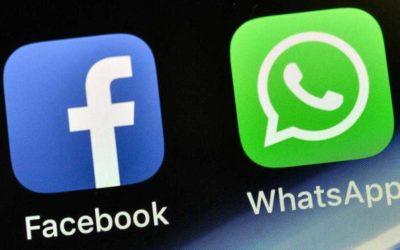 Ja pots connectar WhatsApp amb una pàgina de Facebook