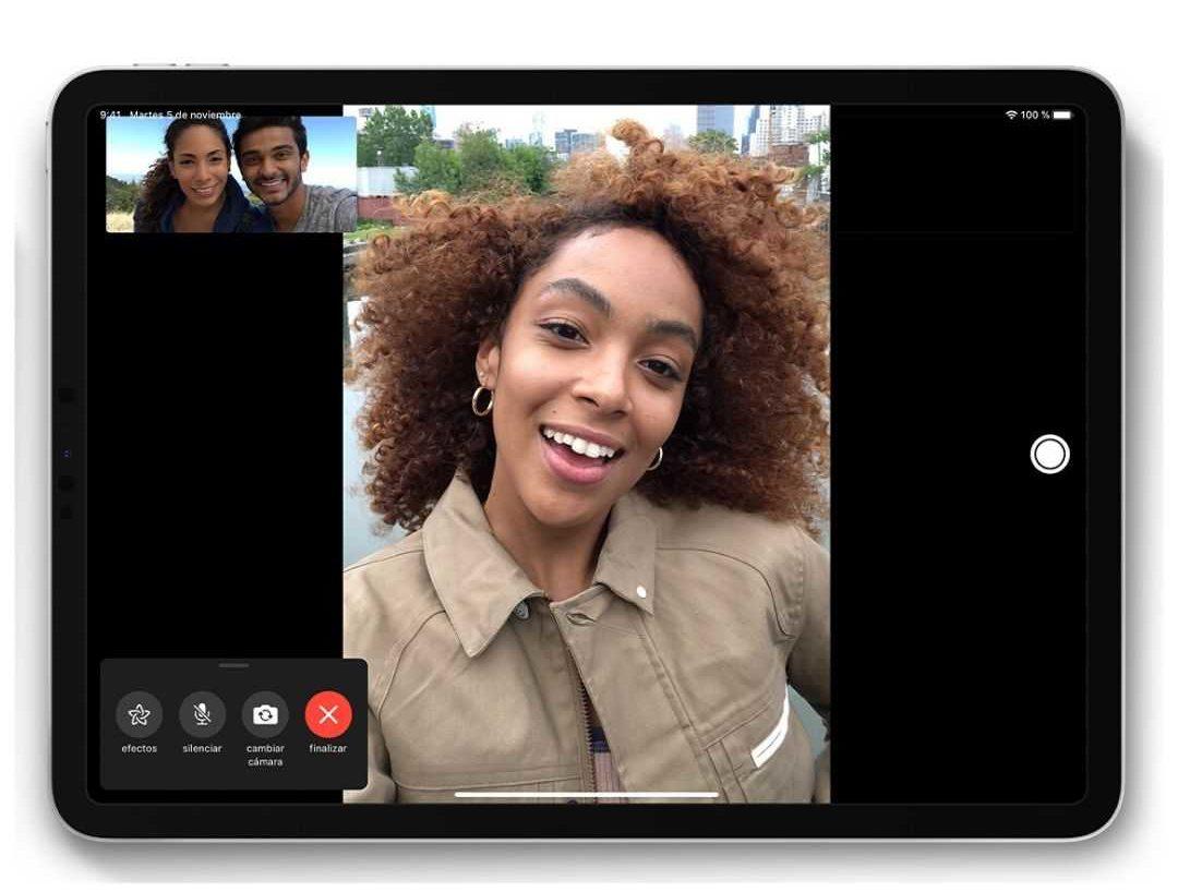 Videoconferencia Facetime
