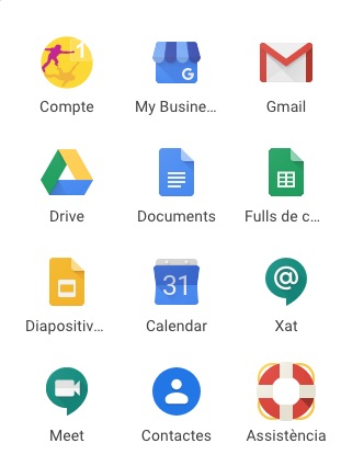 g-suite o google drive