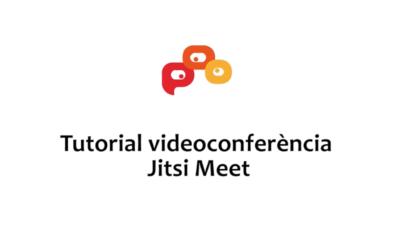 Tutorial de videoconferència amb Jitsi Meet