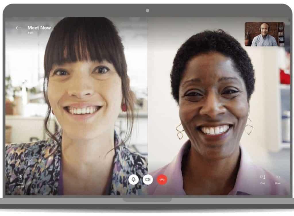 Videochiamata via Skype
