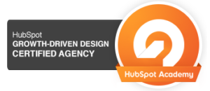 Hubspot Growth Driven Design Certified Agency