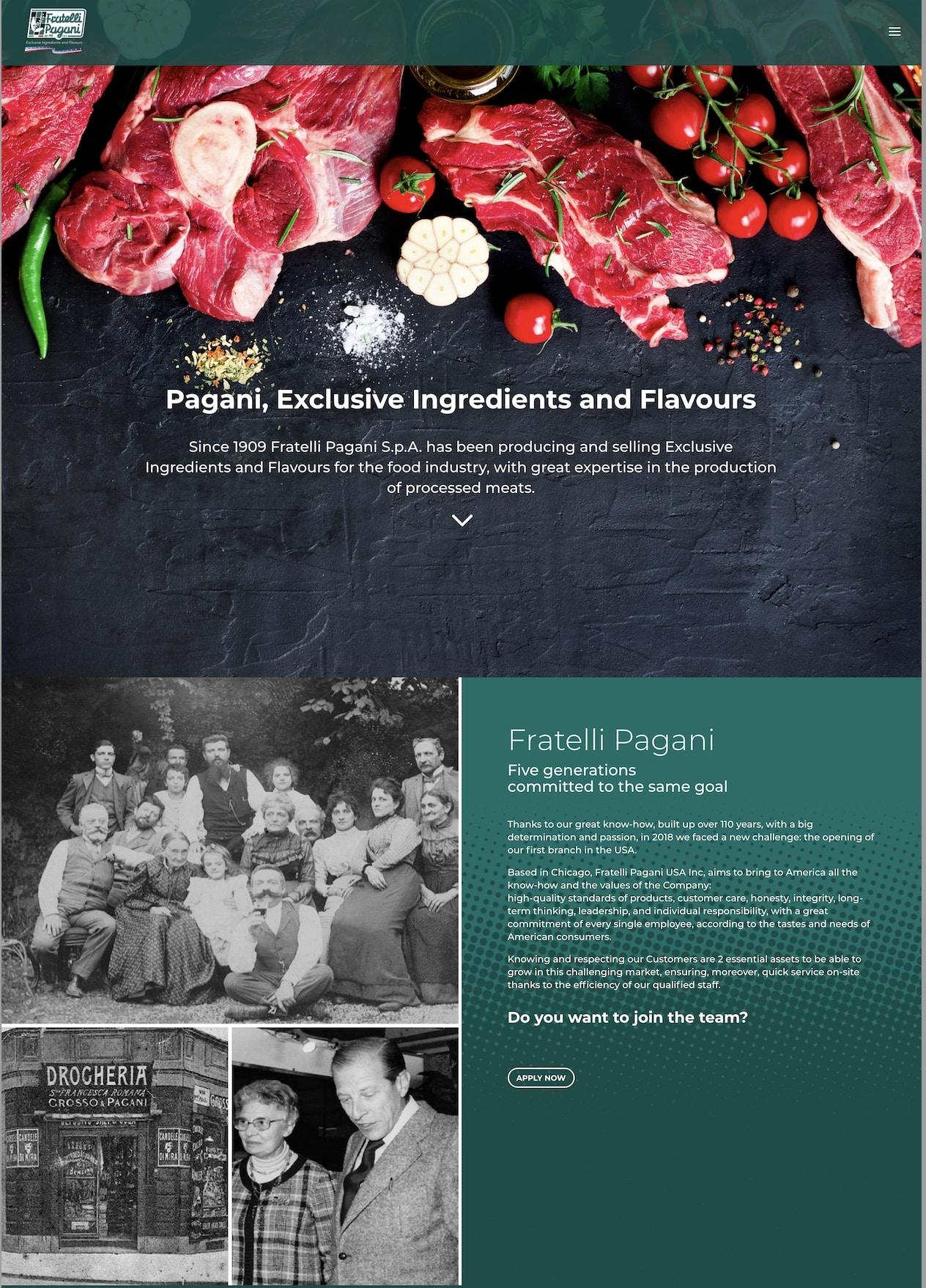 Fratelli Pagani dms3marketing - growth agency