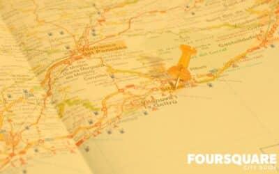 FourSquare: el mapa de WhatsApp
