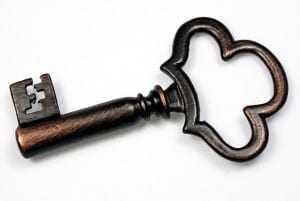 La clau d'entrada al Linkedin