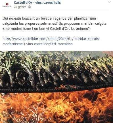 Continguts extra per la web de Castelldor