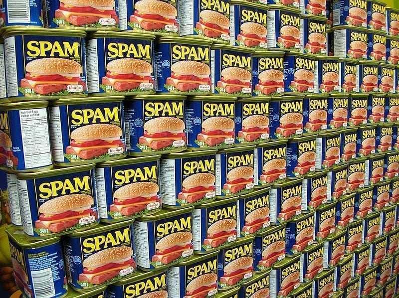 Aniversari insòlit: 42 anys de Spam