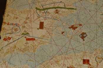 El mapa de Cresques no és ben bé un sitemap sinó més aviat un worldmap.