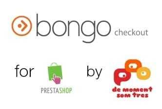 Ens acreditem per Bongo checkout