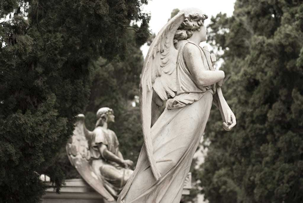 Instawalk al cementiri de Vilafranca