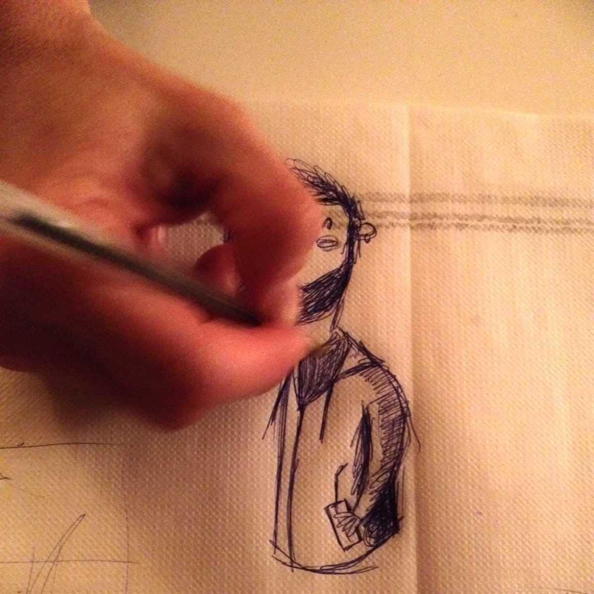 """Eva Sans: """"Falta un retoc"""""""