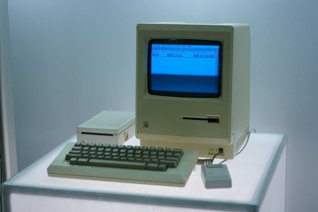30 anys d'Apple Macintosh