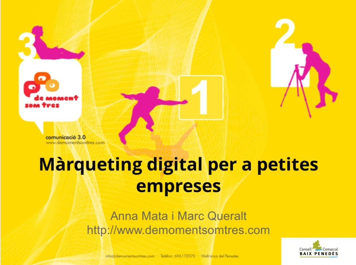 Formació en màrqueting digital i enoturisme