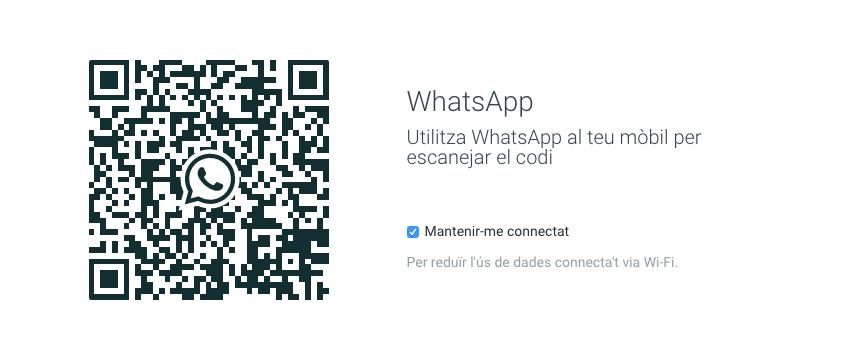 Tutorial ràpid per tenir whatsapp a l'ordinador