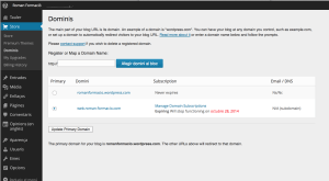 6. Ja tenim configurat el direccionament del blog de WordPress